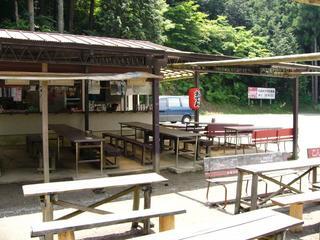 茶屋の風景